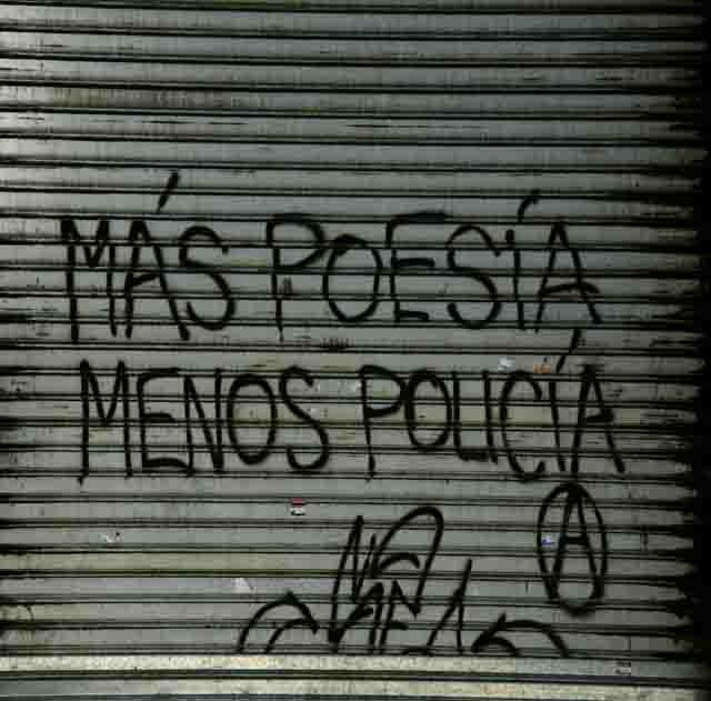 Poetry – Poesía en Voz Alta (Spanish)