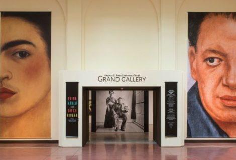 6 cosas re-cool que verás en la exhibición Frida Kahlo y Diego Rivera