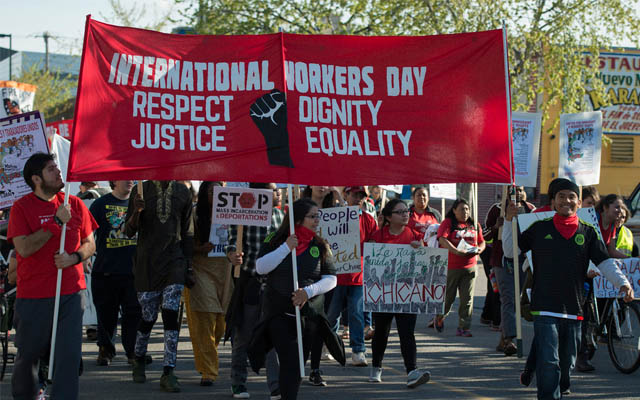 International Workers' Day and How It's Observed in La Phoenikera