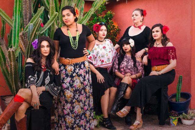Music – Las Chollas Peligrosas and Mariachi Rubor