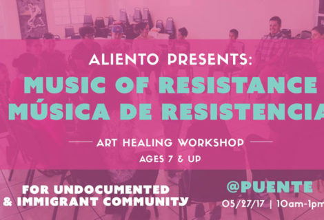 Workshop- Music of Resistance