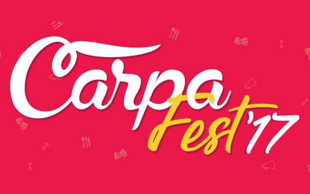 Festival – Carpa Fest '17