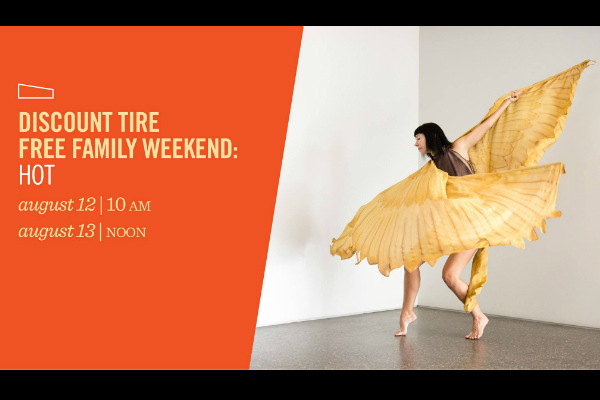 Art – Free Family Weekend at the Phoenix Art Museum