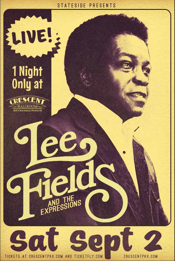 Música– Lee Fields & The Expressions