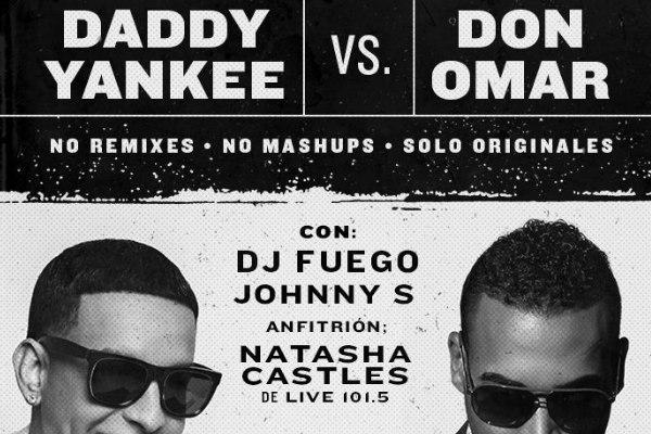 Music – Daddy Yankee vs. Don Omar