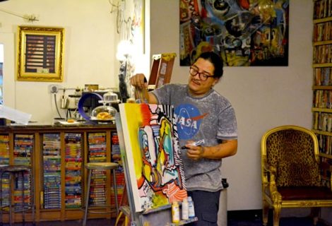 Bobby Castañeda on The Greatest Painter Alive