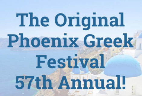 Festivals – 57th Annual Phoenix Greek Festival