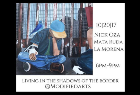 Art – Living in the Shadows of the Border