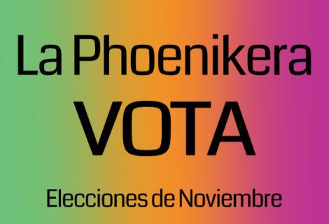 Hay elecciones en noviembre – ¿Por qué chin*#@os importan?