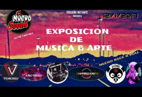 Music – Rock en Español and Art Expo