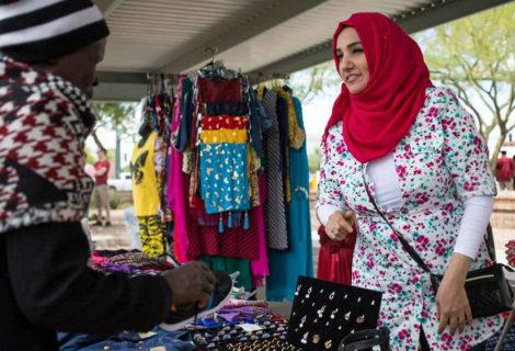 Shopping – World Bazaar Phoenix Community Market
