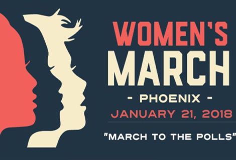 La Phoenikera Women March to The Polls