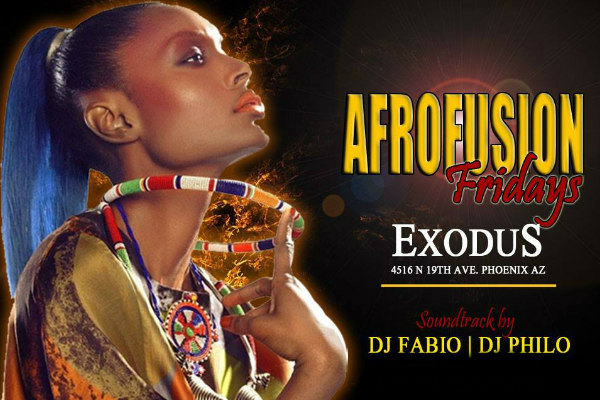 10 Fuego Songs We Heard @ AfroFusion Friday